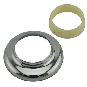 Pfister Faucets 960-010A - Polished Chrome Flange Assembly